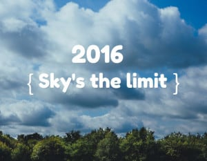What to Look Forward to in 2016!