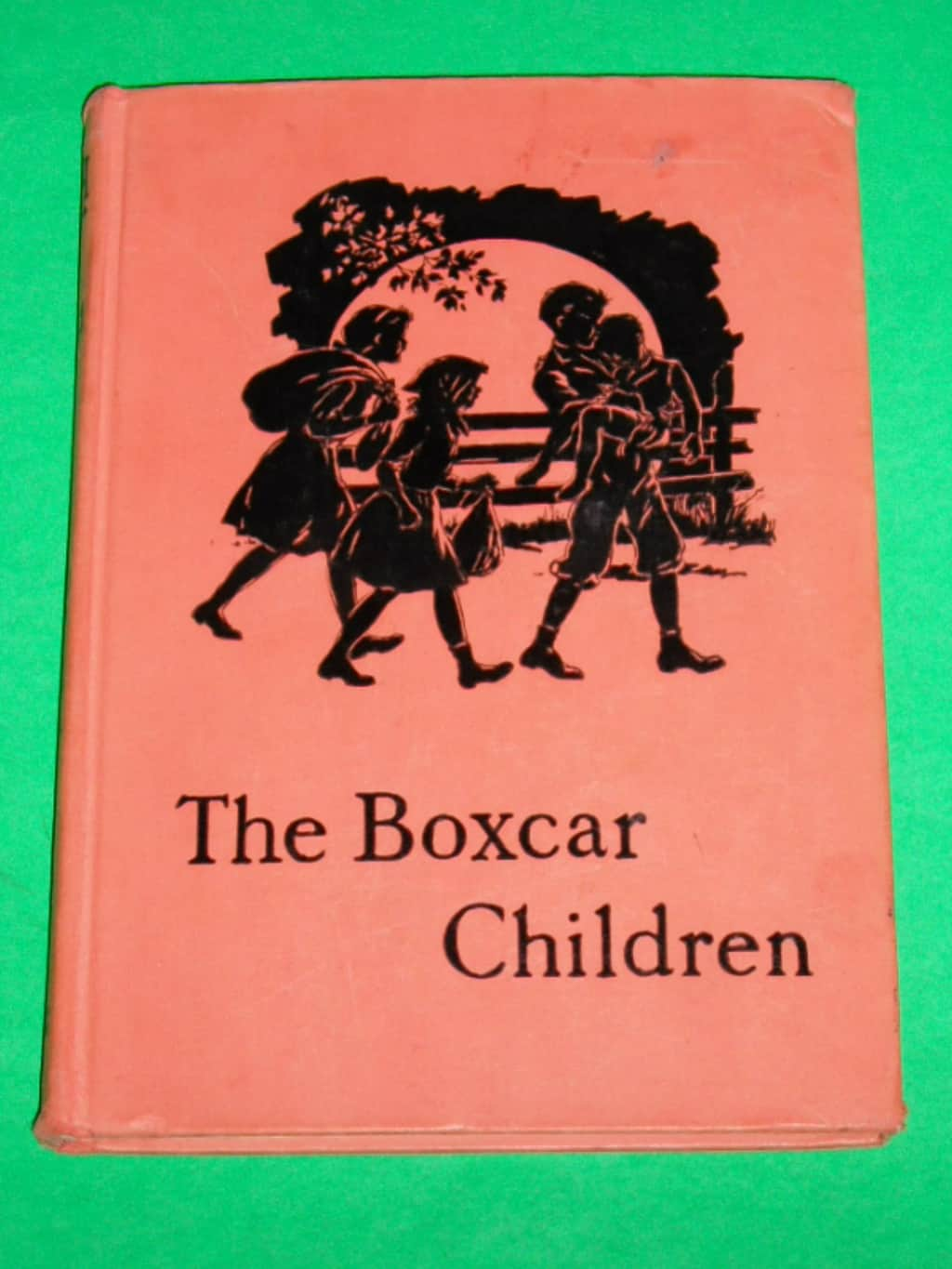 Vintage 1942 Boxcar Children Book