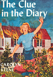 Nancy Drew Book