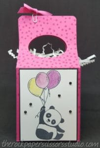 Party Pandas Birthday Box