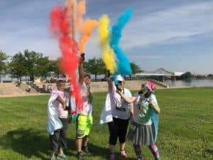 Color Run Challenge